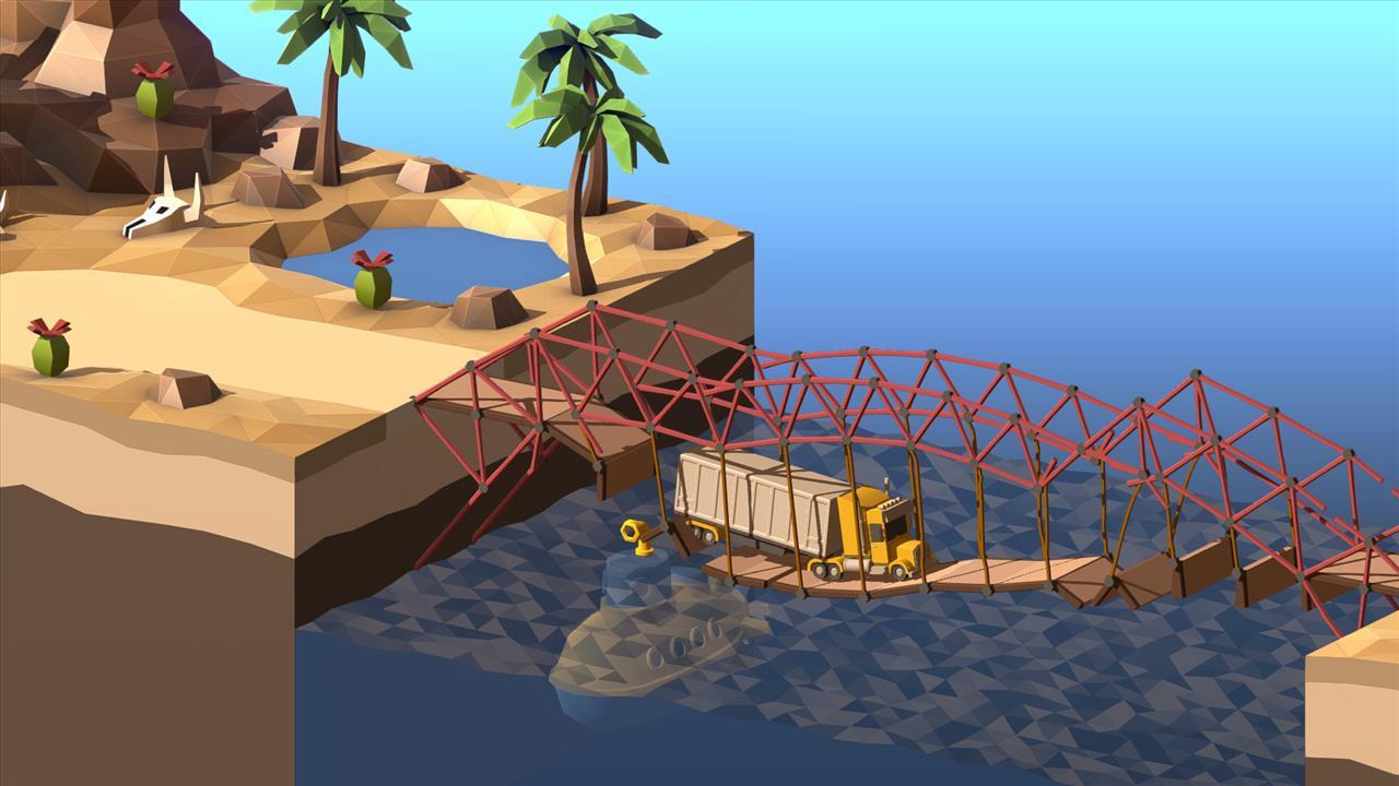 Poly Bridge 2 Review