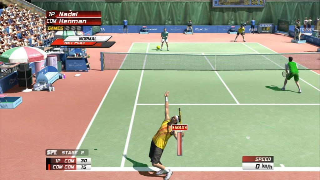 Virtua Tennis 4 Review - Gaming Nexus