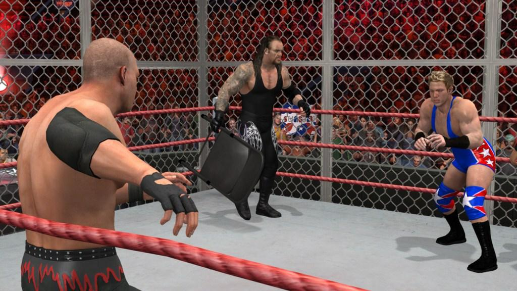 Wwe Raw Total Edition Free Download Full Version For Pc