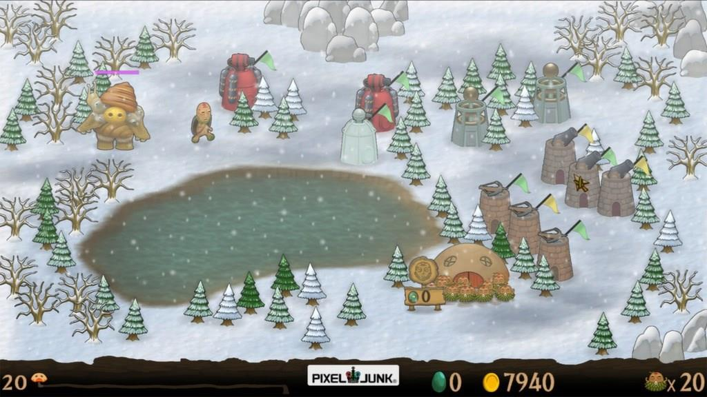Pixel Junk Monsters Ultimate (PC)