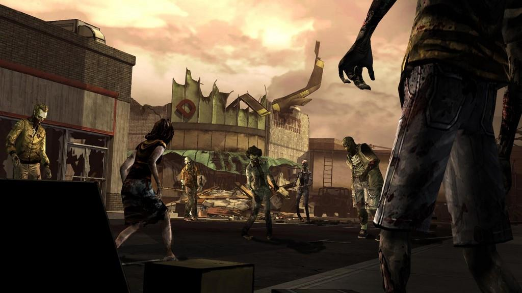Telltale Games' The Walking Dead Collection