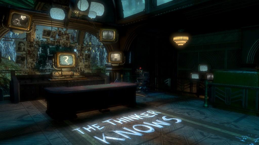 BioShock 2 - Minerva's Den