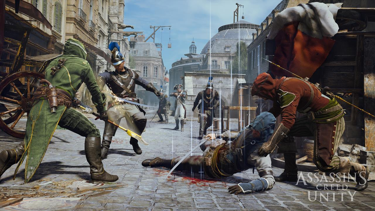 Assassin's Creed Unity Hands-On Preview