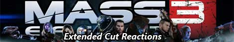 Reactions to the Mass Effect 3: Extended Cut