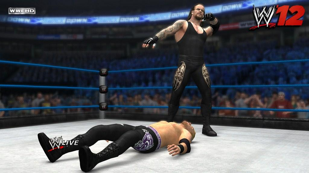 WWE '12 Preview