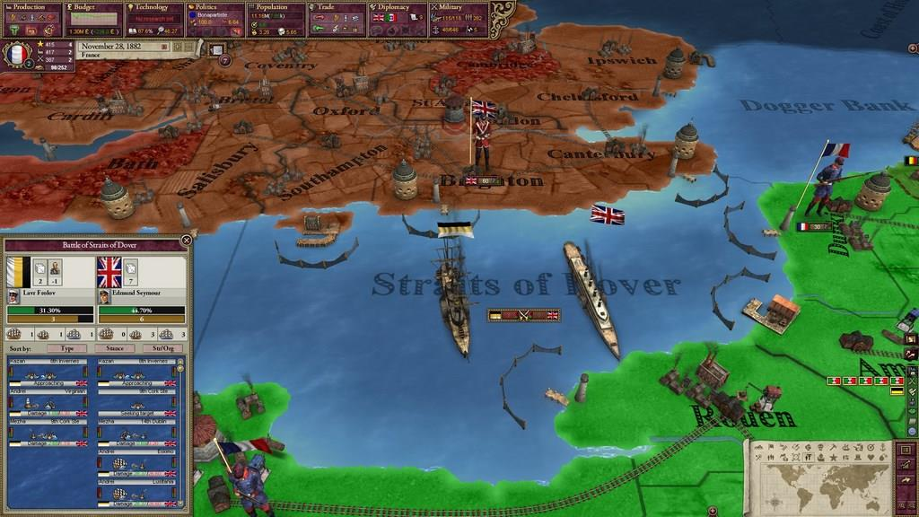 Victoria II Heart of Darkness