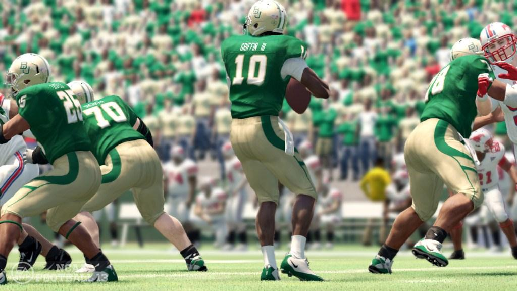 NCAA Football 13 Interview