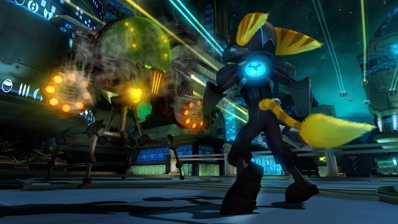 Ratchet and Clank Future: Crack In Time