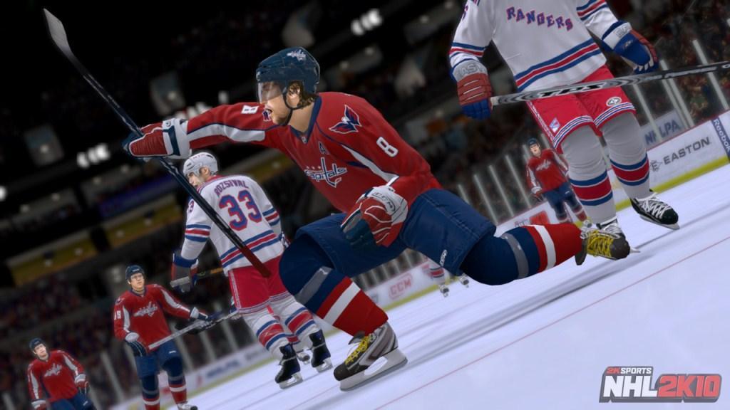 NHL 2K10 Review - Gaming Nexus