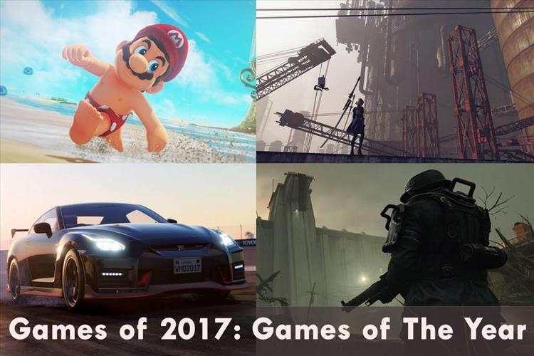 Games of 2017: Games of The Year