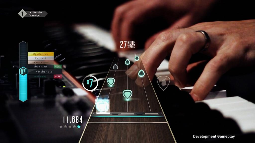 Guitar Hero Live - Hands on Preview