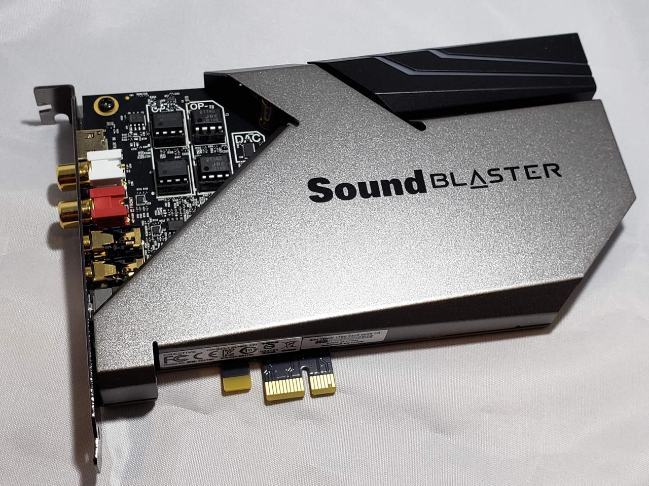Creative Labs Sound Blaster AE-9