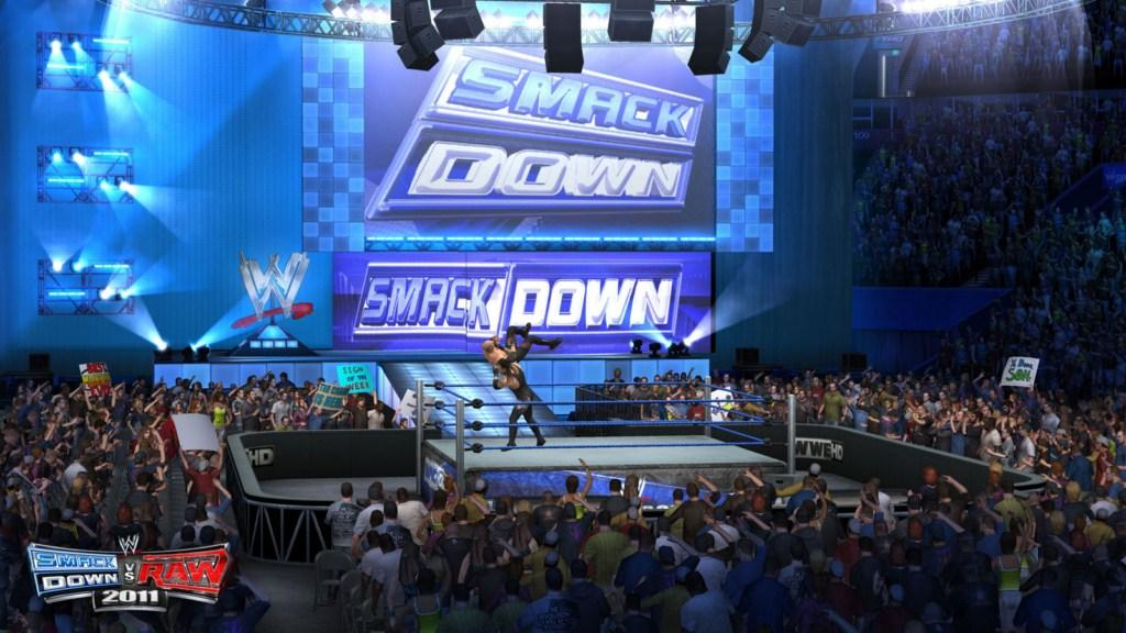 Wwe Smackdown Vs Raw 2011 Review Gaming Nexus