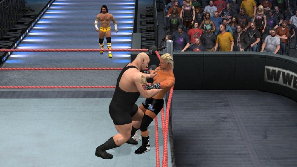 WWE Smackdown vs. Raw 2011 Review - Gaming Nexus