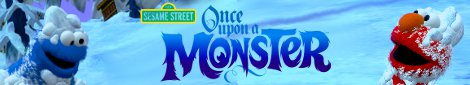 Sesame Street- Once Upon a Monster