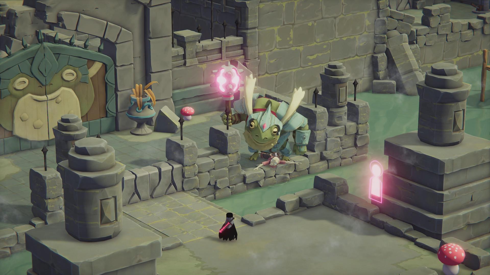 Games N Moorer vs. Death's Door