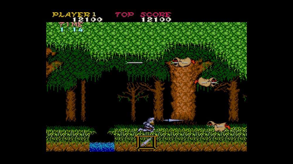 Capcom Arcade Cabinet - 1985 Pack