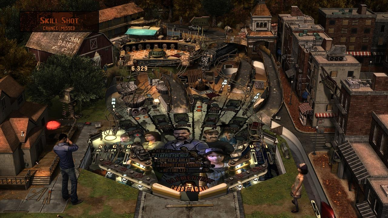 The Walking Dead Zen Pinball