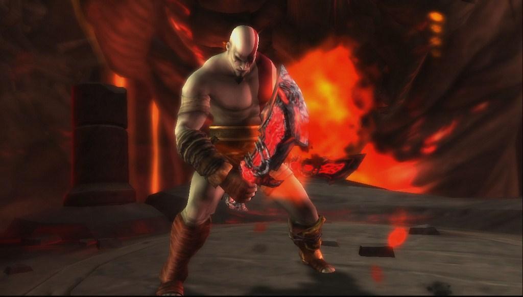 God of War ORIGINS Collection Interview