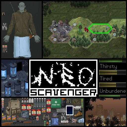 Indie Spotlight: NEO Scavenger