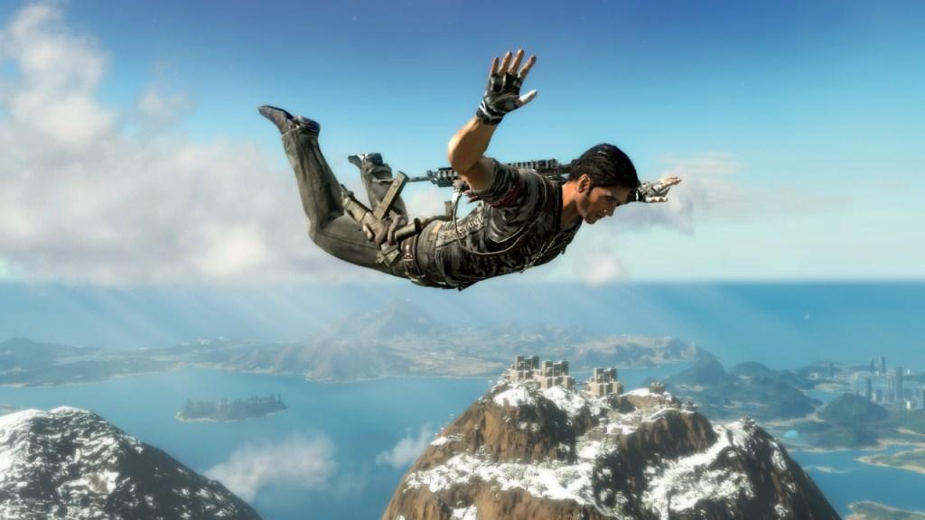 Just Cause 2 Interview