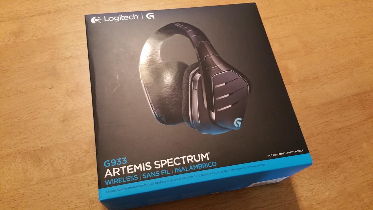 Logitech G933 Artemis Spectrum Review - Gaming Nexus