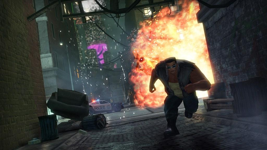 How to keep super powers in saints row 3