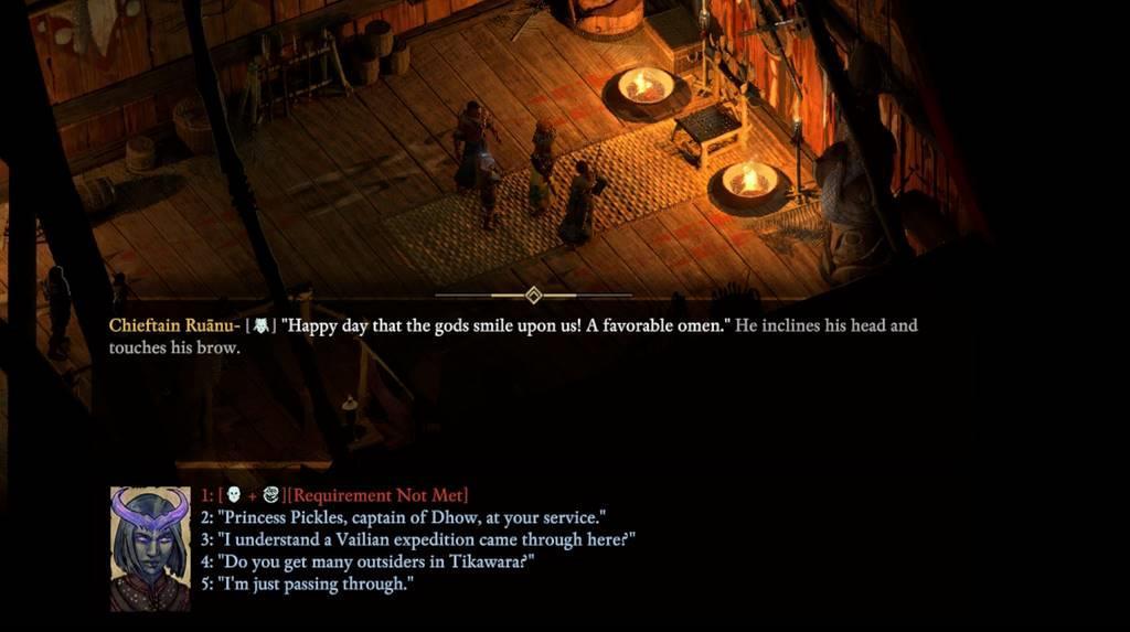 Pillars of Eternity II: Deadfire Preview - Gaming Nexus