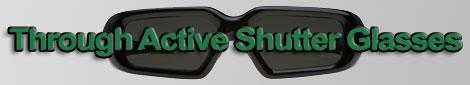 Gaming Nexus Through Active Shutter Glasses : Super Street Fighter IV: Arcade Edition