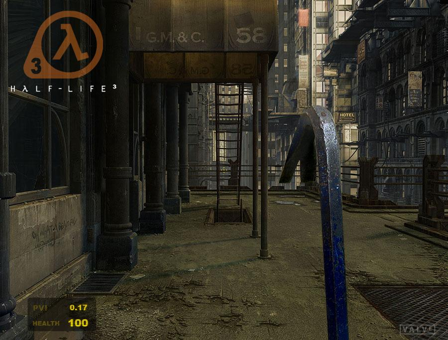 Cognitive Dissonance and Half Life 3