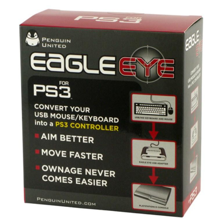Penguin United Eagle Eye Converter