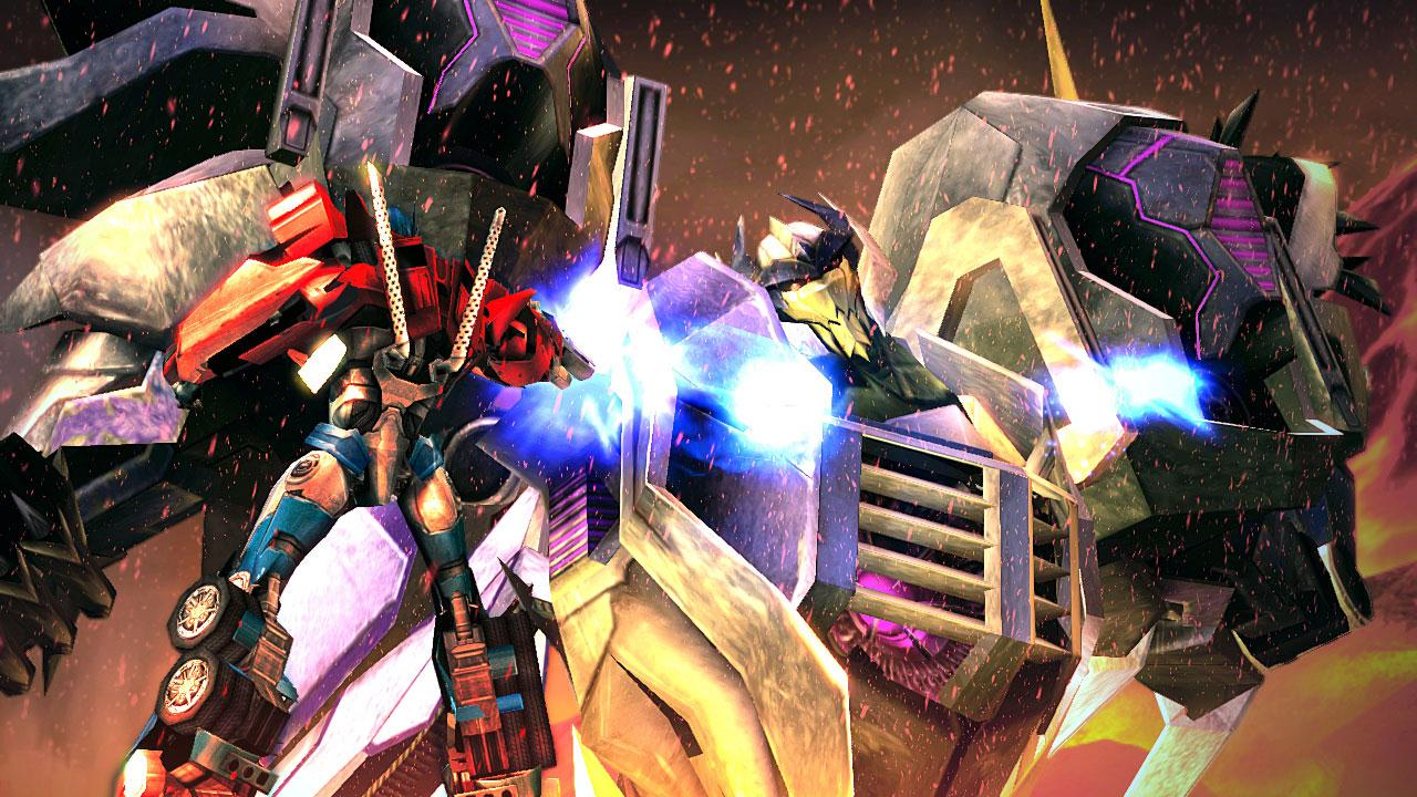 Transformers Prime (Wii)