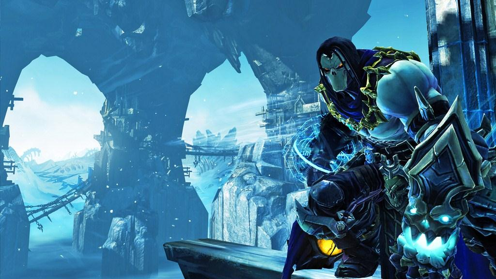 Darksiders II Argul's Tomb