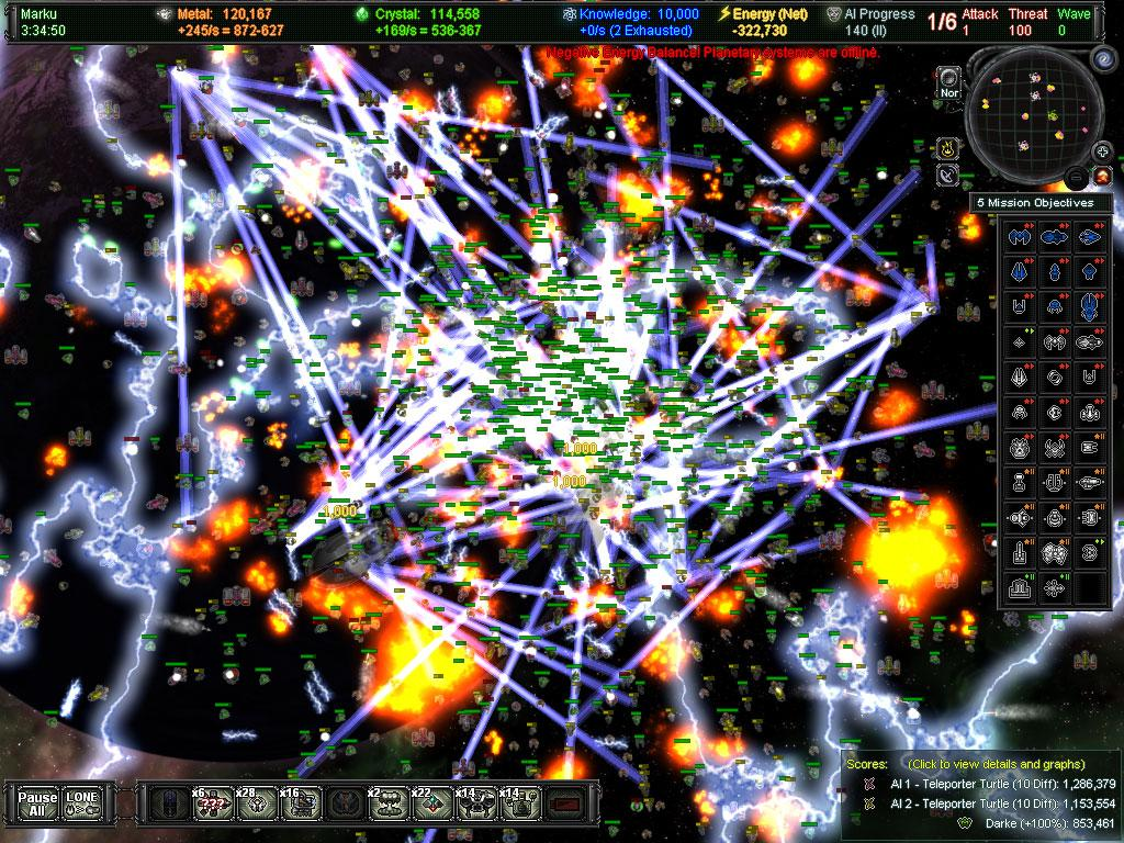 Ai War ai war review - gaming nexus