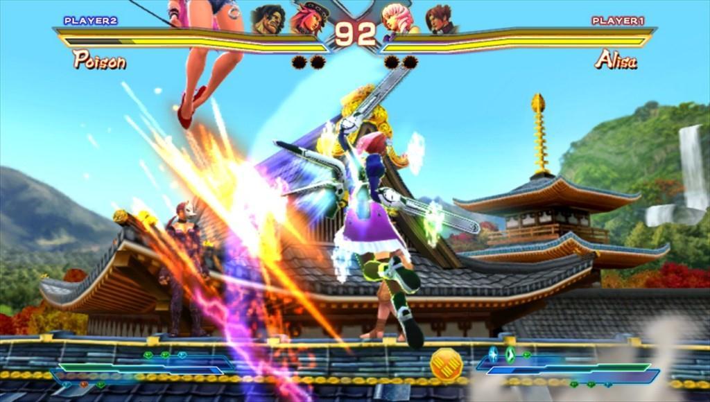 Street Fighter X Tekken Character DLC Pack