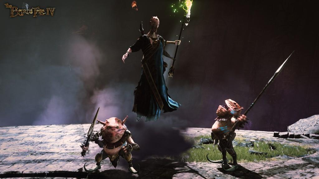Bards Tale IV Interview