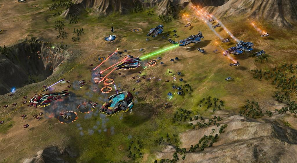 Ashes of the Singularity Interview