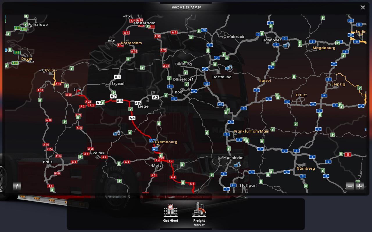 Euro Truck Simulator 2 Review - Gaming Nexus