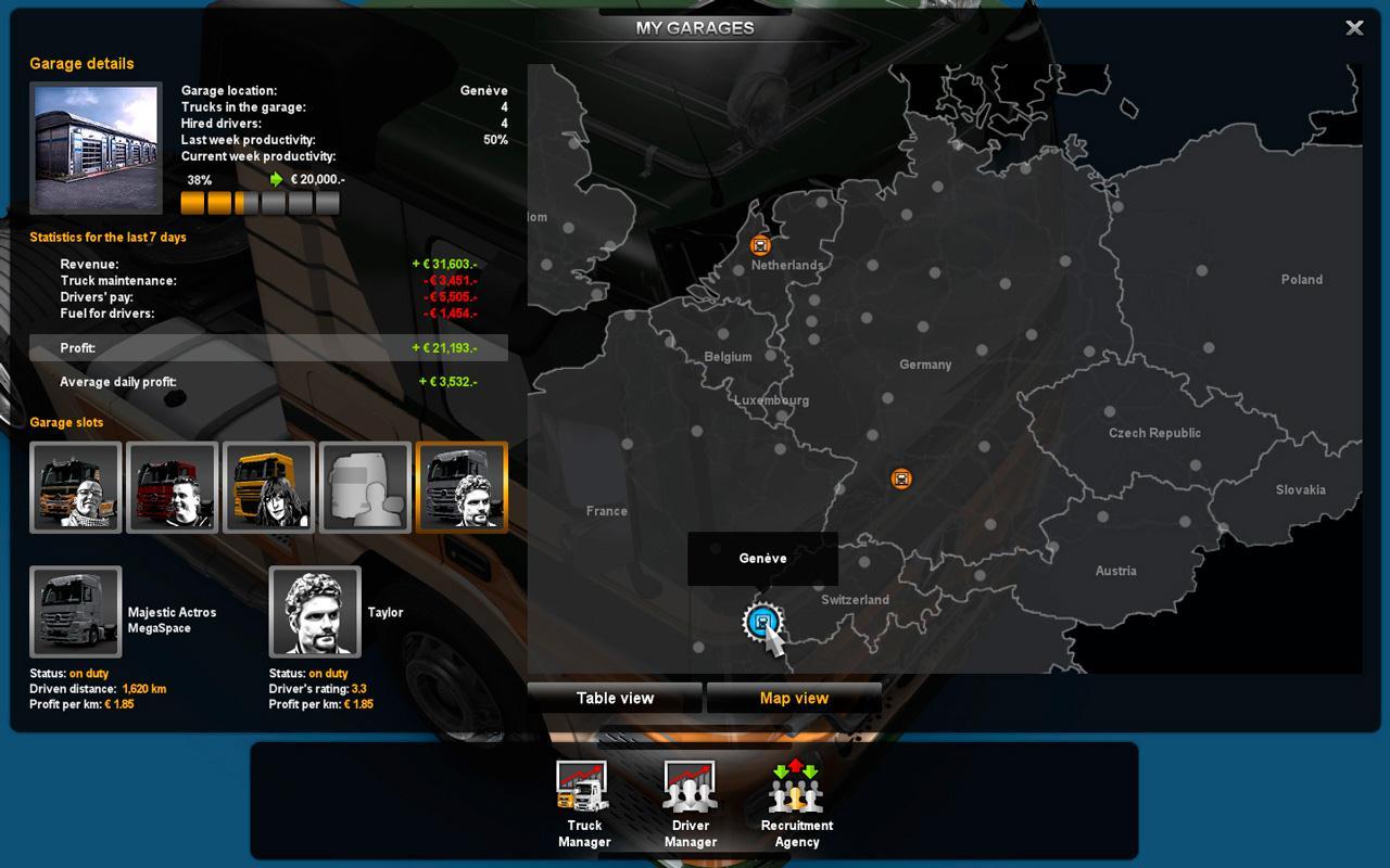 online lkw simulator