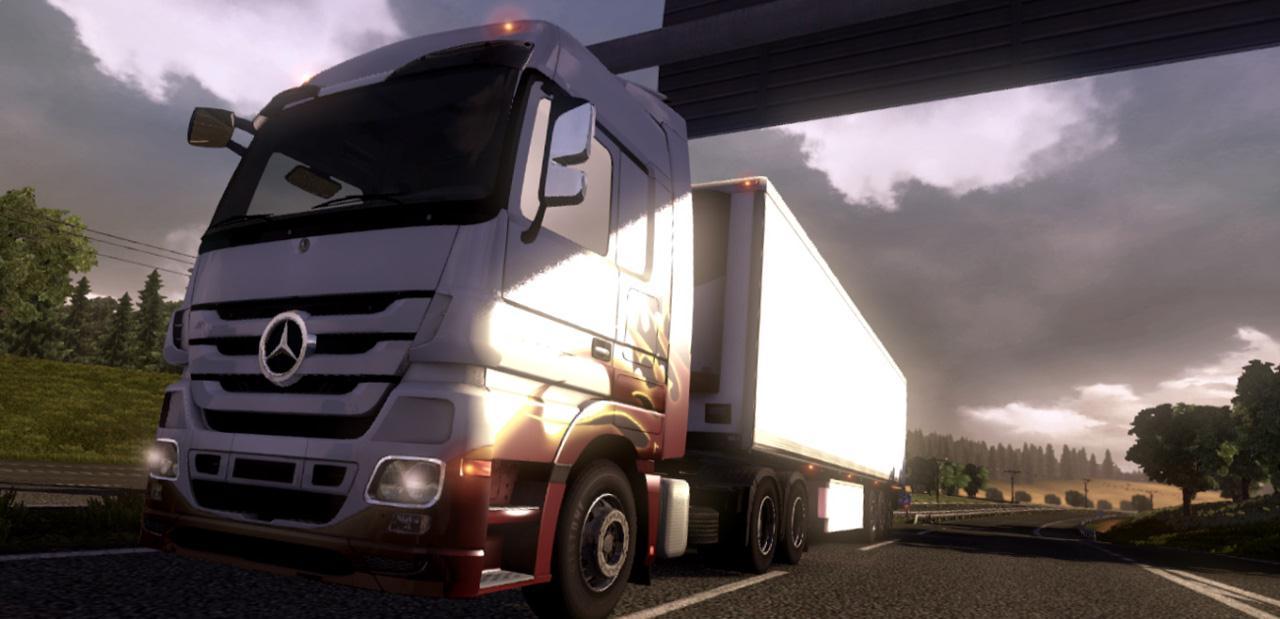 Euro Truck Simulator 2 Review Gaming Nexus