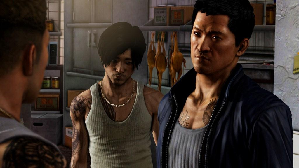 Download Sleeping Dogs Limited Edition