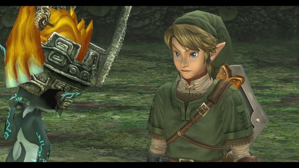 The Legend Of Zelda Twilight Princess Hd Review Gaming Nexus
