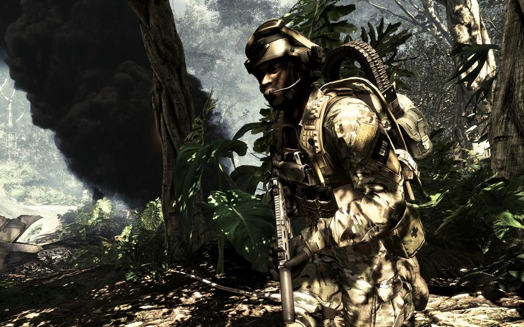 Activision Pre-E3 Event:  Call of Duty: Ghosts
