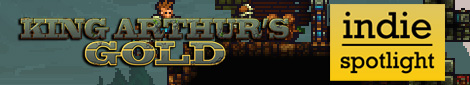 Indie Spotlight: King Arthur's Gold