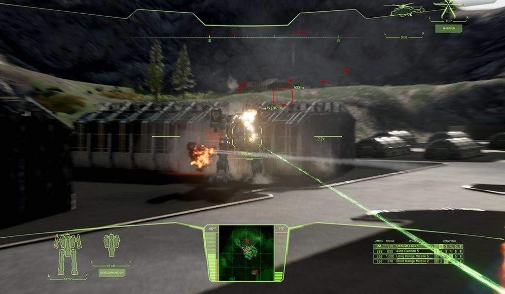 MechWarrior 5: Mercenaries Interview Article - Gaming Nexus
