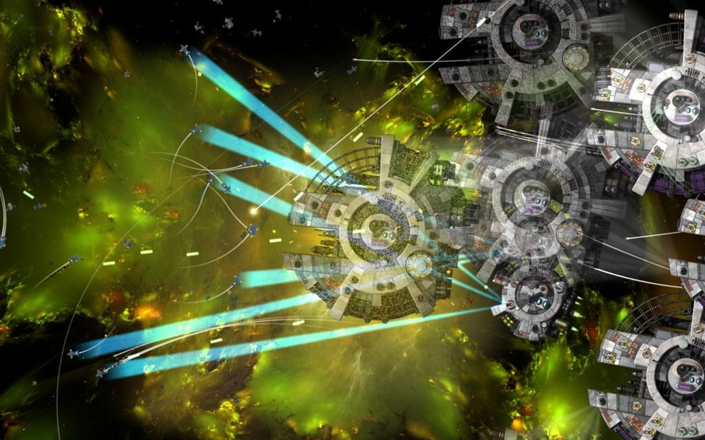 Gratuitous Space Battles: The Outcasts