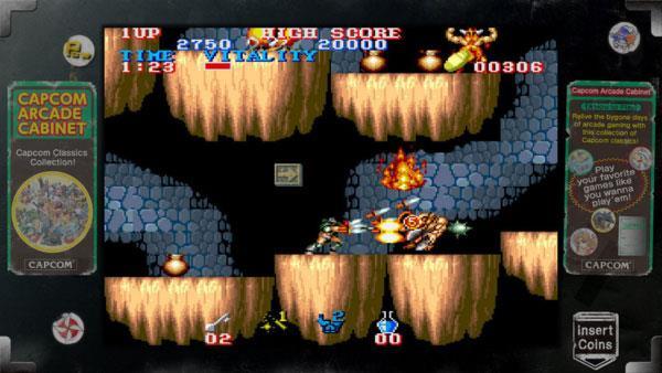 Capcom Arcade Cabinet - Pack 1