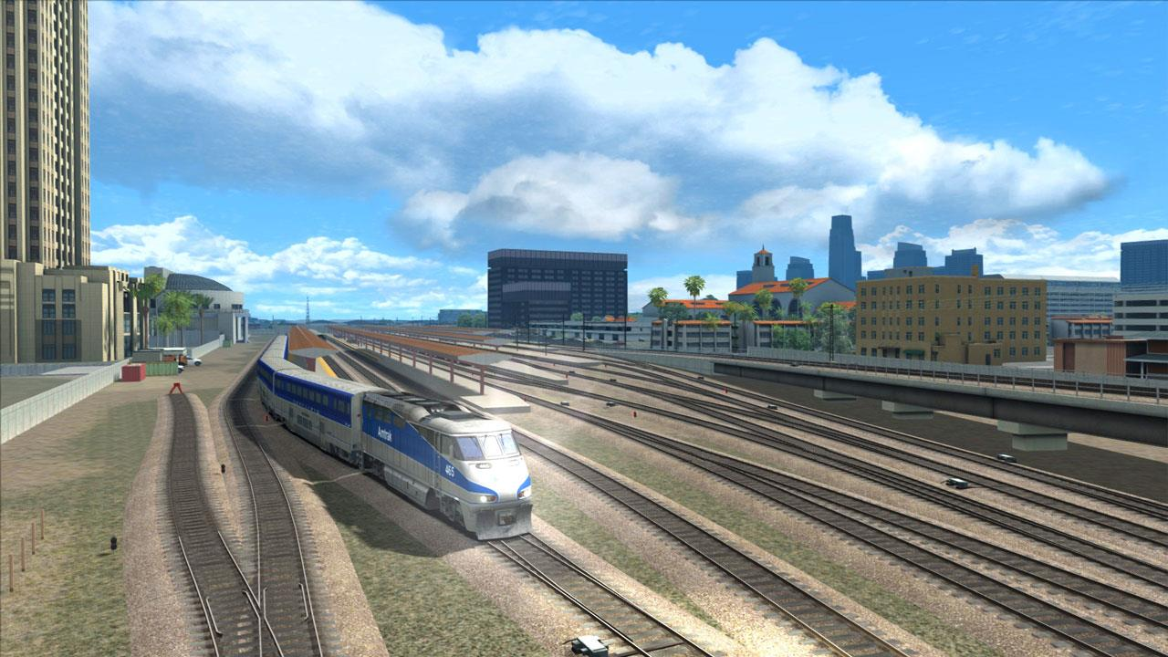 Train Simulator 2014: Pacific Surfliner LA - San Diego