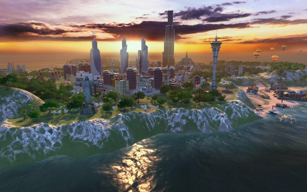 Tropico 4 modern times product