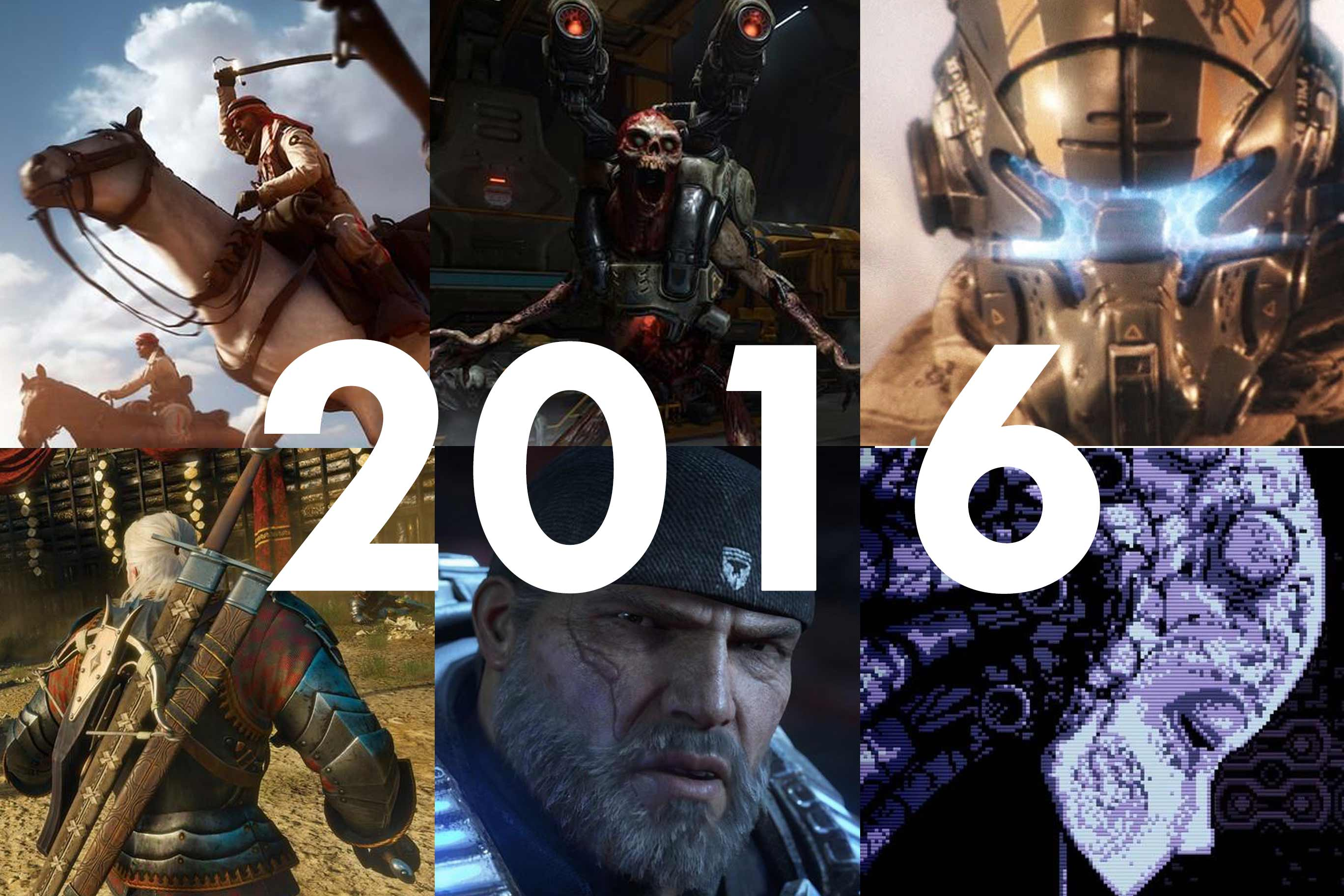 Looking Back at 2016:Our favorite games (that weren't Overwatch)
